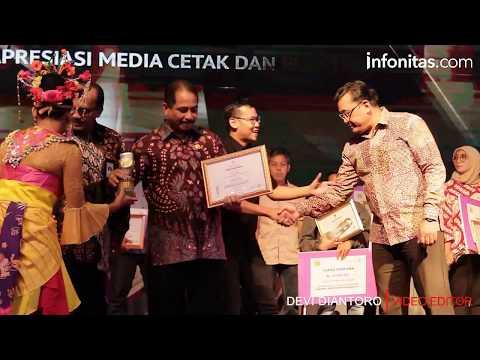 Anugerah Pewarta Wisata Indonesia (APWI) 2017