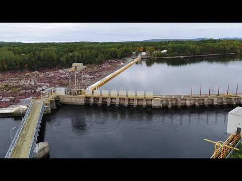 Grand Falls Main Dam Rehabilitation