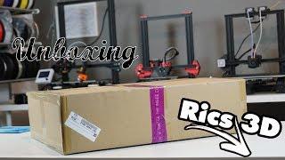 Unboxing: Ender3 PRO // Rics_3D \\