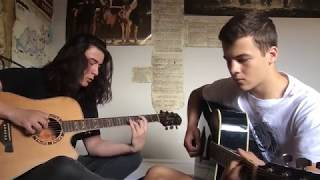 Liquorlip Loaded Gun by Sticky Fingers (Acoustic Cover)
