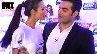 SEXY Malaika Arora KISSING