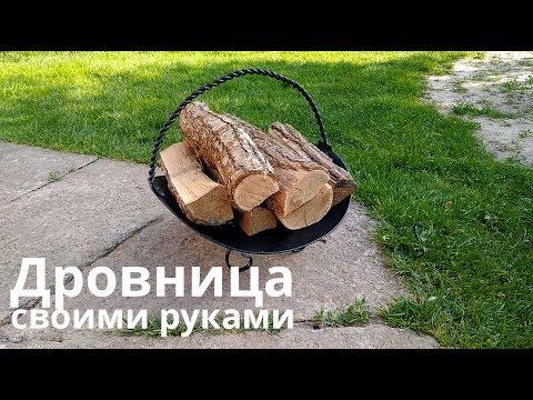 Дровницы для каминов и печей