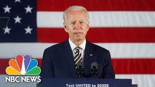 Biden Delivers Remarks On Health Care | NBC News