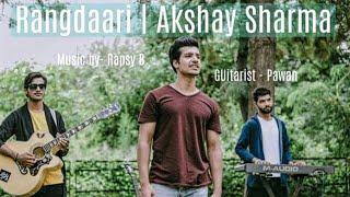 Rangdaari | lucknow Central | Arijit Singh | Cover | Akshay Sharma