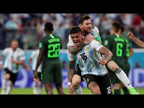 Nigeria vs Argentina 1-2, Iceland vs Croatia 1-2: Bình luận sau trận đấu