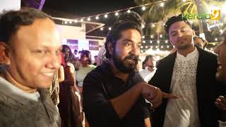 Sunny Wayne Wedding Reception Full - Kerala9.com