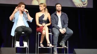 Panel Riley, Nathaniel et Daniel - Bloody Night Con 2016