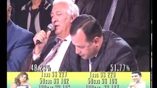 Eltac Ibrahimov & Gulare Evezxanqizi - Lider Tv Milli Ses Musabiqesi Tam Versiya 22.10.2013