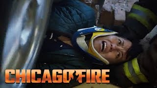 Trapped Under A Car | Chicago Fire