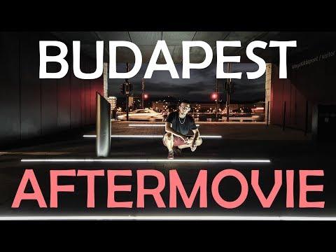Budapest Aftermovie   1 Woche Urlaub in Ungarn   Travel-Video