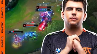 LEC : highlights & voicecomms de la semaine 7 des Fnatic