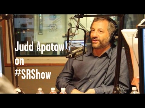 Judd Apatow - Freaks & Geeks, Heavyweights, Trainwreck, etc - #SRShow