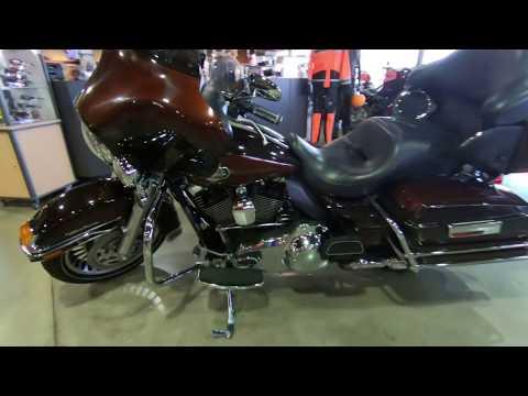 2011 Harley-Davidson Touring Electra Glide Ultra Classic FLHTCU