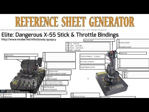 Elite Dangerous patch 2 3 Camera Suite - HOTAS Keybindings