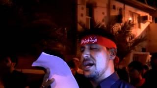 preview picture of video 'الرادود عيسى العكراوي 2 - موكب عزاء المرخ - ليلة ضربة امير المؤمنين 1435هـ - البحرين'