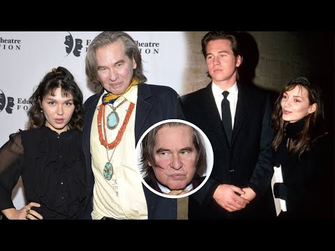 Val Kilmer Family Video With Ex-Wife Joanne Whalley