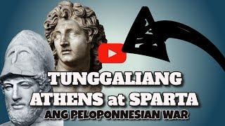 Grade 8 Araling Panlipunan | Tunggalian ng Athens at Sparta | Sir Ian's Class