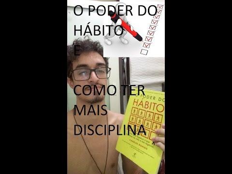 O poder do Hábito,como ter mais Disciplina | NÃO FREUD 3