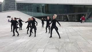 Mdonnaz på Operataket - Dansens dager