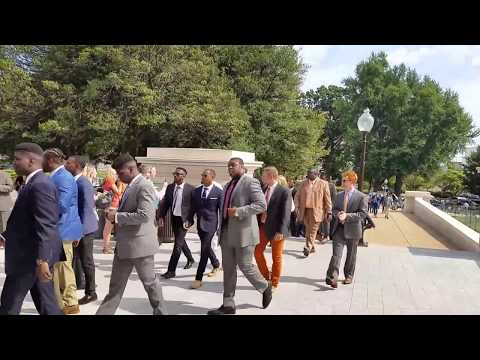 TigerNet.com - National Champion Clemson Tigers Capitol arrival
