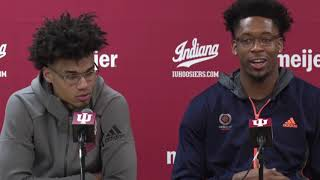 IU players preview 2019 Big Ten tournament