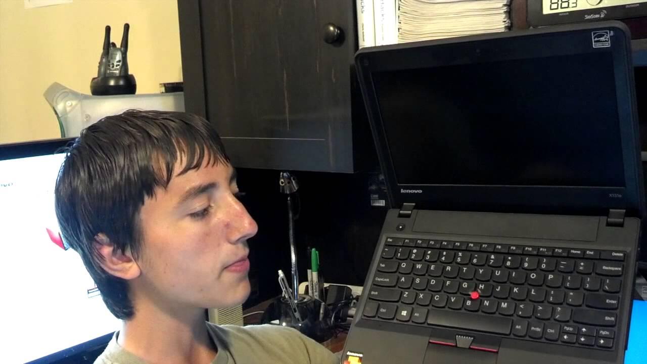 Lenovo ThinkPad Edu X131e Review - Part 1