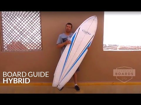 Surfboard Guide – Hybrid