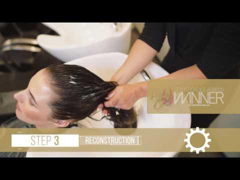 Maski Siberika dla umocnienia i wzrostu włosów