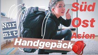 4 Monate nur Handgepäck   Packliste für Südostasien   ♥ANNA KAISER♥