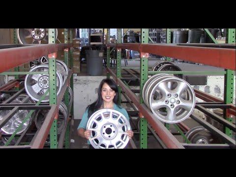 Factory Original Mercury Mountaineer Rims & OEM Mercury Mountaineer Wheels – OriginalWheel.com