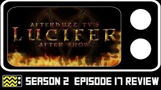 Lucifer Season 2 Episode 17 Review & After Show | AfterBuzz TV