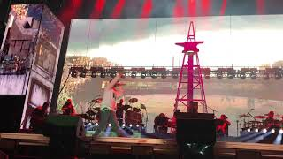 Bad Meets Evil - Lighters (Eminem ft. Royce 5'9) Live at Brisbane, Australia, 02/20/2019, Rapture