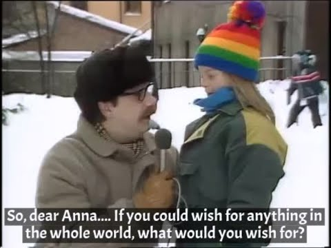 What kids want these days. This 1985 clip from swedish satire show Nöjesmassakern is even more relevant today as it was then. (Media Satire)