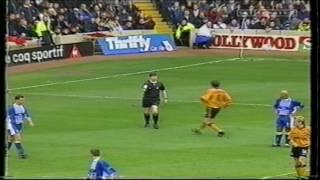 01-04-2000 Birmingham City 1 Wolves 0
