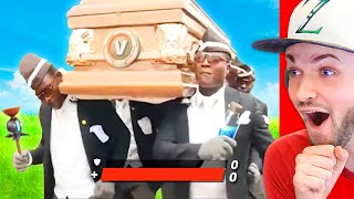 *NEW* FUNNIEST Fortnite MEMES! (You WILL Laugh)