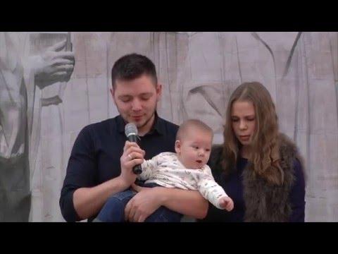 """Молитва за детей в церкви """"Алмаз""""."""