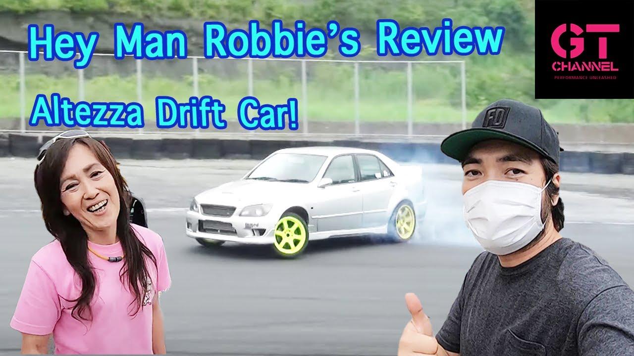 Toyota Altezza /IS 300 Drift Car - Hey Man Robbie's Review