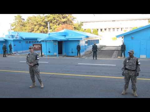 ДМЗ, Объединенная зона безопасности (JSA
