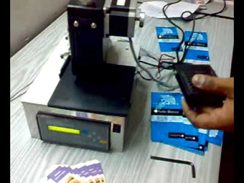 Ink Coders Table Top Batch Coding Machine