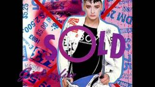 BOY GEORGE-WHERE ARE U NOW?