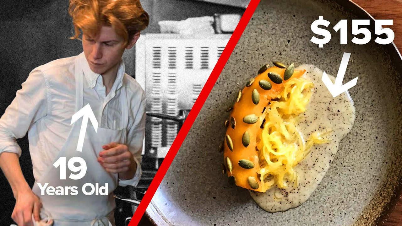This 19-Year-Old Chef Charges $155 For Dinner thumbnail