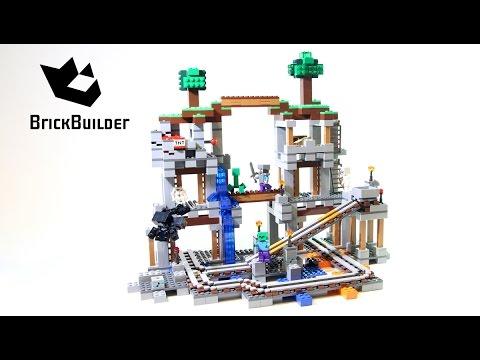 LEGO® Minecraft™ Шахта Minecraft 21118