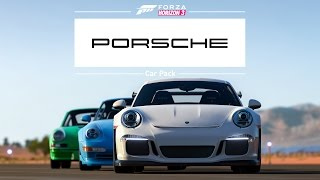 Trailer Porsche Car Pack