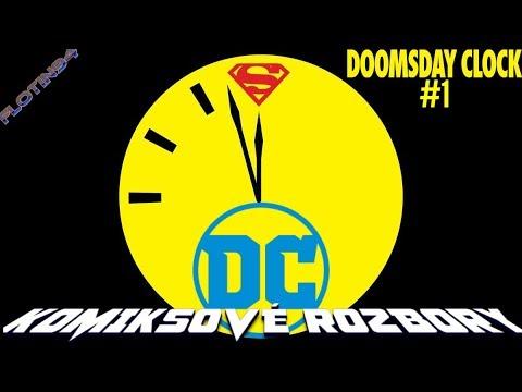 Doomsday Clock #1 - KOMIKSOVÉ ROZBORY | FloTin