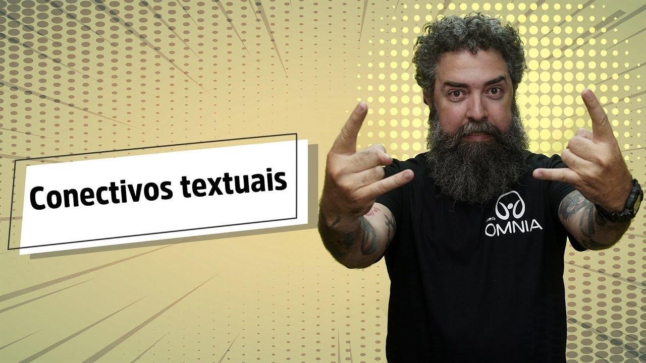 Conectivos textuais