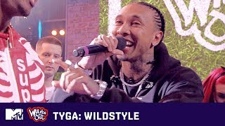 Tyga Claps Back At Nick Cannon w/ BARS! | Wild