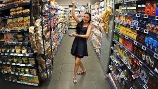 Италия | Цены в Магазинах - Сколько Реально Стоят Продукты, Вино, Сувениры, Транспорт в Европе?