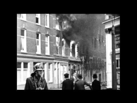 Bombardement Rotterdam 1940