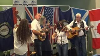 Chadwell Hillbillies  - Blue Ridge Mountain Song