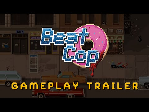 Beat Cop - gameplay trailer thumbnail